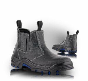 QUITO pracovní kotníková obuv