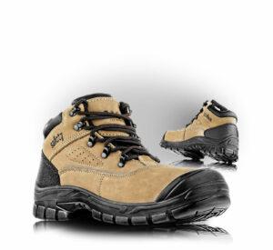 DAMASK bezpečnostní kotníková obuv