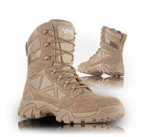 MANCHESTER pracovní poloholeňová obuv