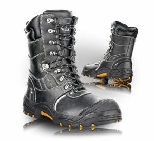 GLASGOW bezpečnostní holeňová obuv